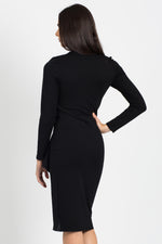 DIANE DRESS BLACK