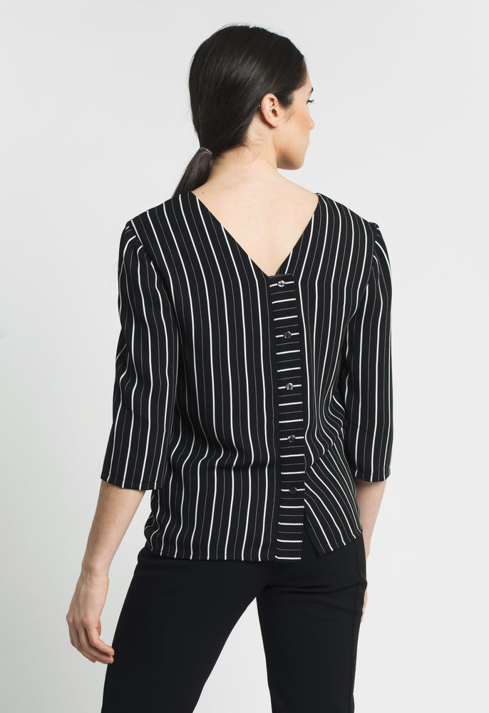 URBAN TOP STRIPED