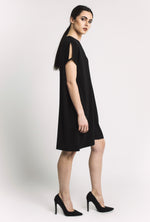 DAISY DRESS BLACK
