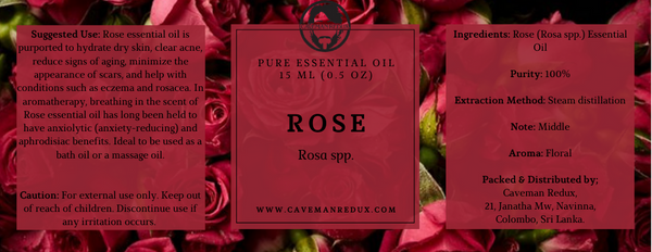 rose oil sri lanka