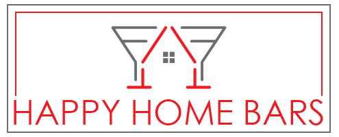 HAPPY HOME BARS LOGO  home bar furniture | Buy home bars, wine bars, bar carts, bar stools, outdoor bar furniture, game room furniture, poker tables online