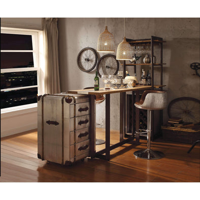 Acme Brancaster Bar Table Set-Acme-Happy Home Bars
