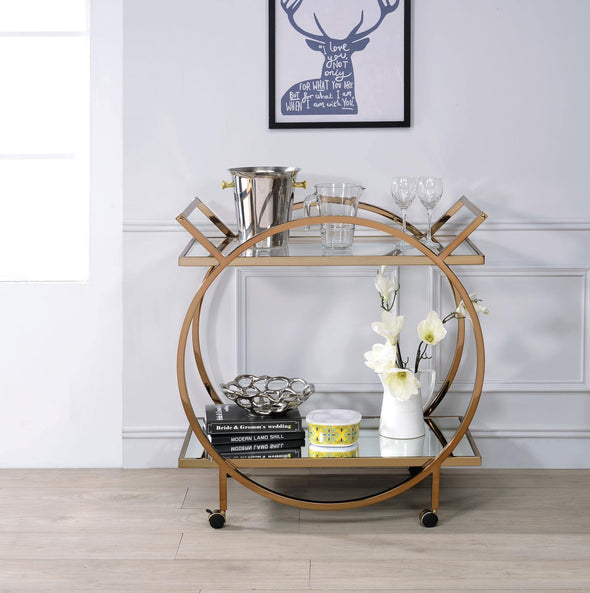 Acme Traverse Bar Cart-Acme-Happy Home Bars