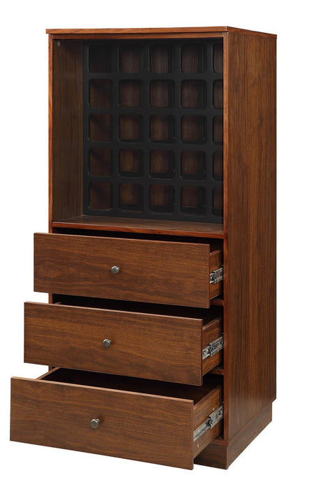 Acme Wiesta Wine Cabinet-Acme-Happy Home Bars