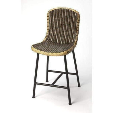 Butler Specialty Freeport Iron Counter Stool-Butler Specialty-Happy Home Bars