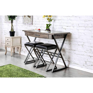 Furniture of America Gran bar table-Furniture of America-Happy Home Bars