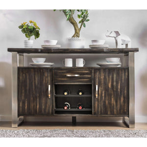 Furniture of America Layla bar table-Furniture of America-Happy Home Bars