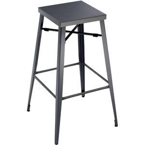 "Furniture of America Simon Bar Stool 26"" (Set of 2)-Furniture of America-Happy Home Bars"