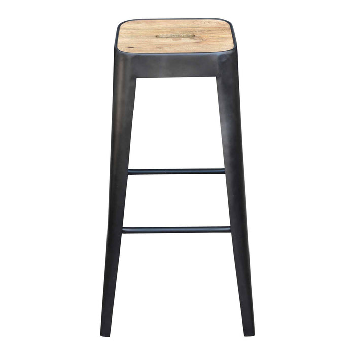 Moe's Home Collection Bistro Counter Stool-Moe's Home Collection-Happy Home Bars