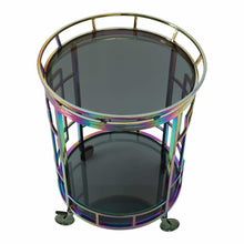 Moe's Home Collection Moonbow Bar Cart-Moe's Home Collection-Happy Home Bars