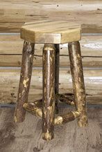 Montana Woodworks Glacier Country Backless Bar Stool-Montana Woodworks-Happy Home Bars
