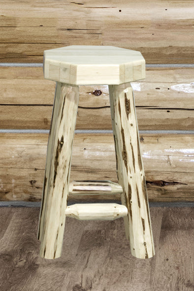 Montana Woodworks Montana Backless Bar Stool-Montana Woodworks-Happy Home Bars