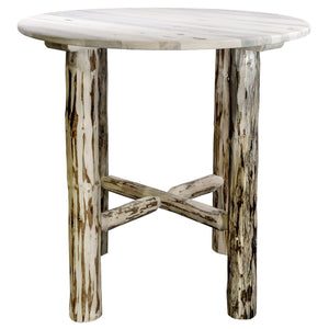 Montana Woodworks Montana Bistro Table-Montana Woodworks-Happy Home Bars