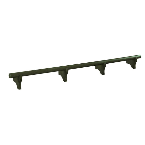 "Ram Game Room 84"" Home Bar Foot Rail 