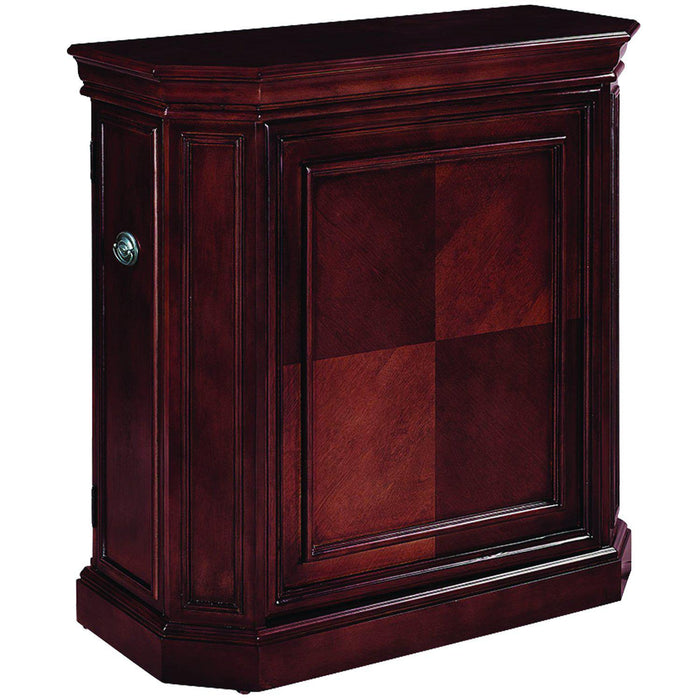 Ram Game Room Bar Cabinet with Spindle | English Tudor-Ram Game Room-Happy Home Bars