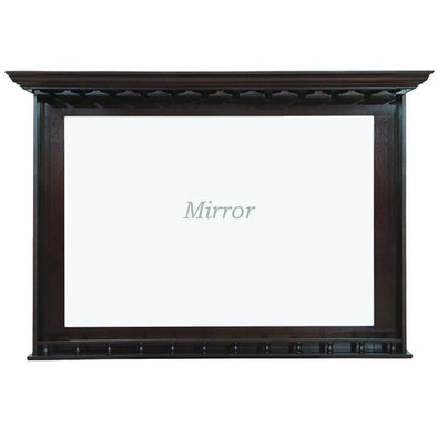 Ram Game Room Cappuccino Home Bar Mirror-Ram Game Room-Happy Home Bars