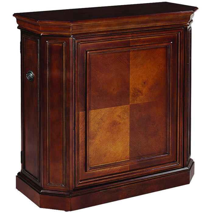 Ram Game Room Home Bar Cabinet | Chestnut-Ram Game Room-Happy Home Bars
