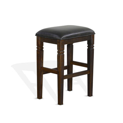 "Sunny Designs Homestead 30"" Bar Stool (Set of 2)-Sunny Designs-Happy Home Bars"