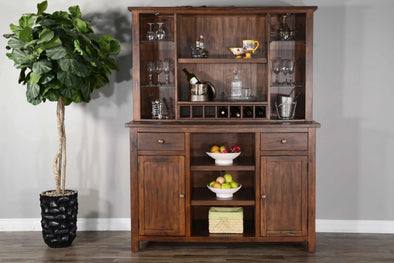 Sunny Designs Tuscany Back Bar-Sunny Designs-Happy Home Bars