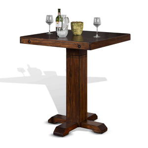 Sunny Designs Tuscany Pub Table-Sunny Designs-Happy Home Bars