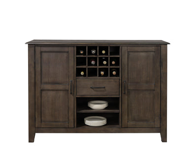 Sunset Trading Cali Wine Storage Server-Sunset Trading-Happy Home Bars