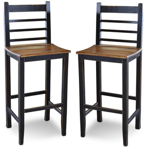 Sunset Trading Party Bar Stool | Set of 2-Sunset Trading-Happy Home Bars