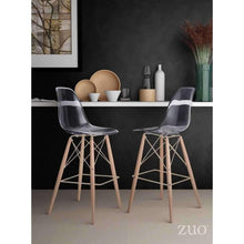 Zuo Modern Shadow Bar Stool-Zuo Modern-Happy Home Bars
