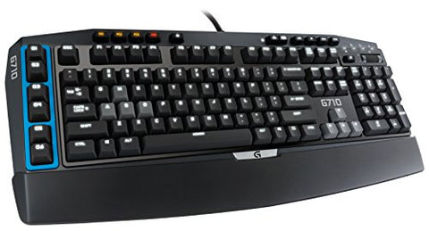 Logitech G710 Mechanical Gaming Keyboard - EnhancedUniverse