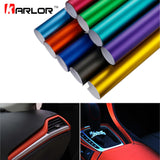 Car Styling 30*100cm Matte Vinyl Decorative Wrap - EnhancedUniverse