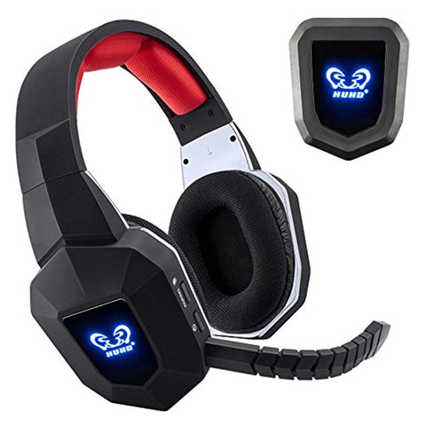 Wireless Noise Canceling Gaming Headset 7.1 Surround Sound - EnhancedUniverse