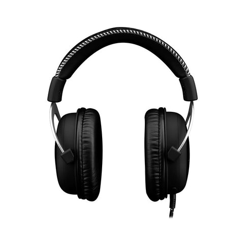 Kingston Hyper X Cloud Silver Pro Gaming Stereo Headset - EnhancedUniverse