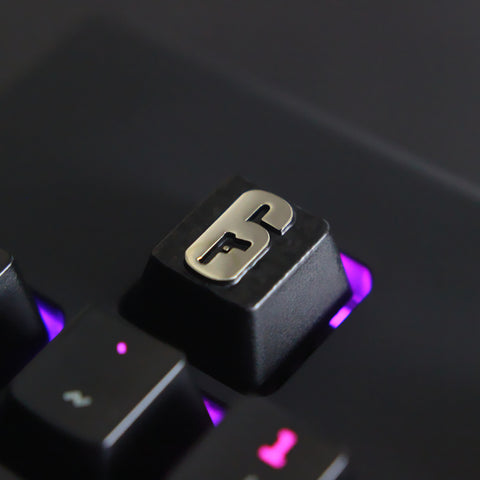 Siege Mechanical  Stereoscopic keycap - EnhancedUniverse