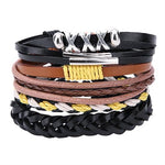FREE Mens Leather Bracelets - EnhancedUniverse