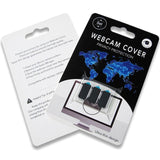3 PCS Universal Webcam Cover for Mobile Phones and Laptop Webcams - EnhancedUniverse