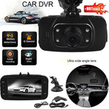1080P HD Dash Cam with G Sensor Support - EnhancedUniverse