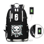 Glow in the Dark Siege Backpacks - EnhancedUniverse