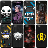 Siege silicone TPU phone cases For iPhones - EnhancedUniverse