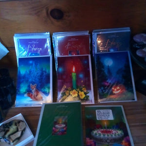 SPELL GREETING CARDS