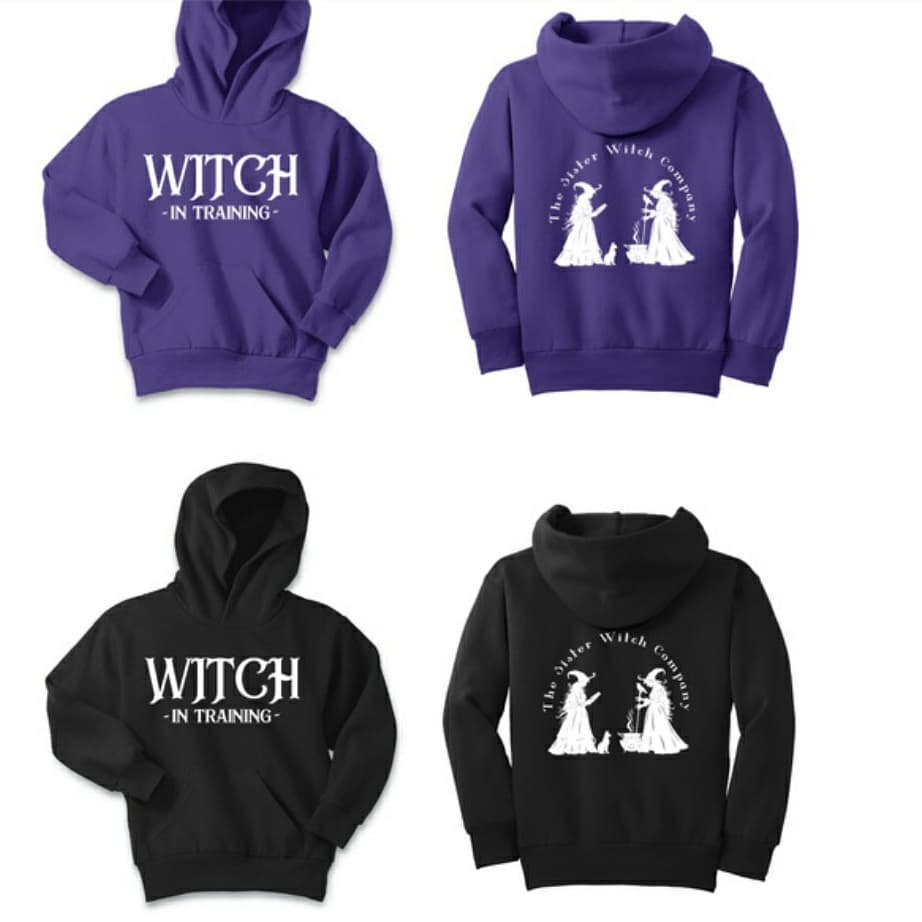 Sister Witch Swag  Youth sizes