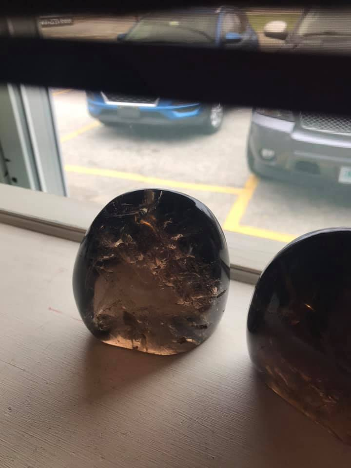Smokey Quartz Free Forms