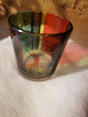 Clear Decorative Votive Candle Holders