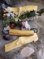 Palo Santo and White Sage Bundle
