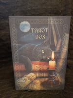 Black Cat Tarot Card Boxes