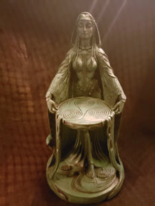DANU Statue,  The Great Goddess of the Tuatha De Danann