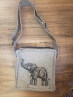Handmade Cotton Over the Shoulder Bags