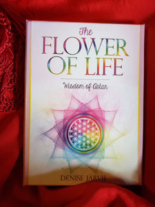 The Flower of Life - Wisdom of Astar Daily Affirmation Cards