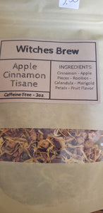 Apple Cinnamon Tisane Tea