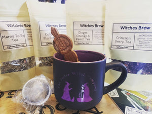Sister Witch Swag Coffee Mugs