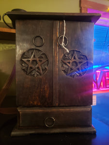 Pentacle Cabinet