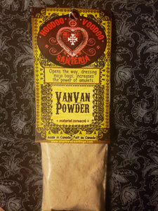 Van Van Powder